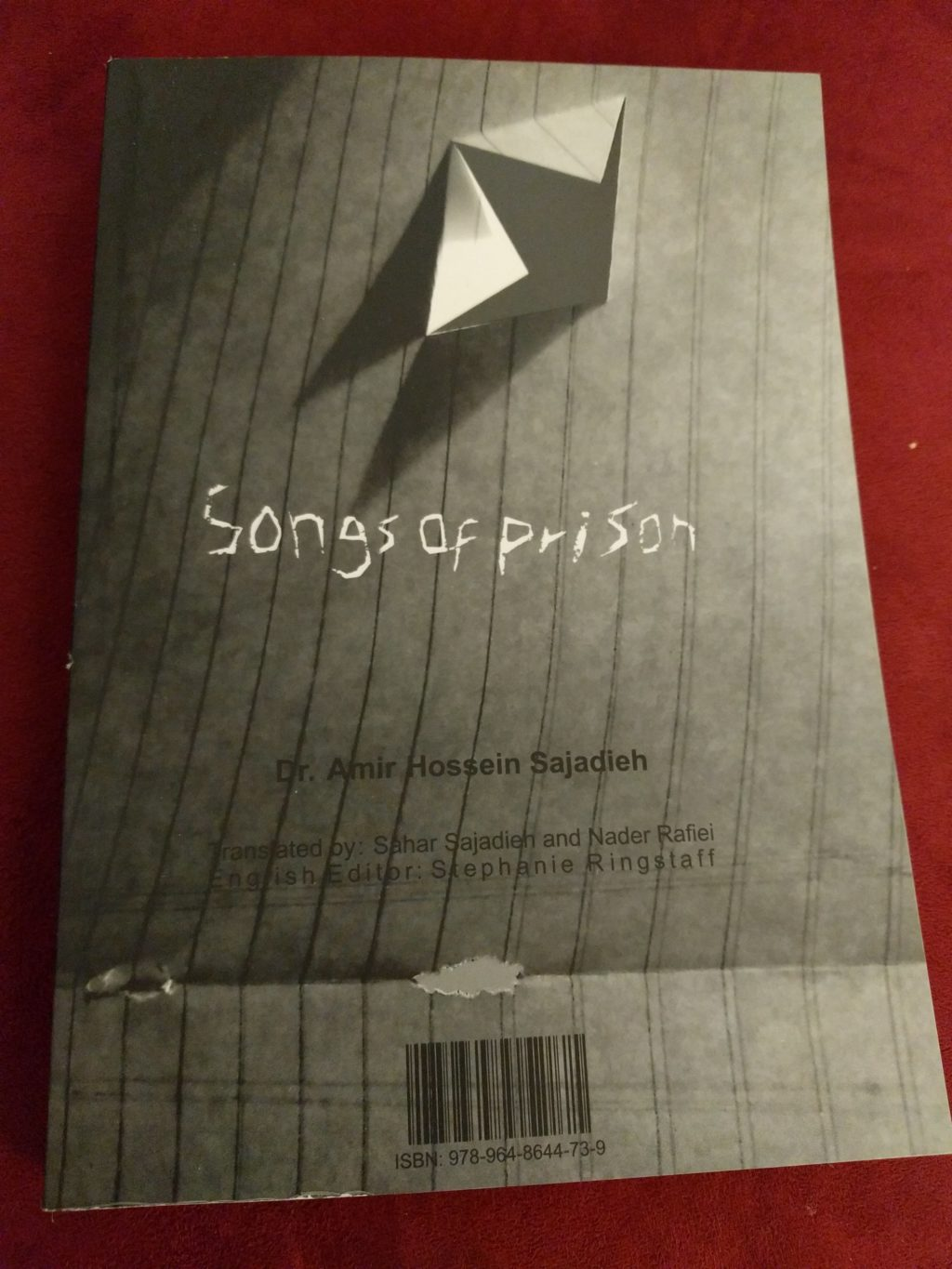 Songs of Prison